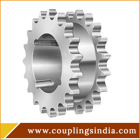 double strand sprocket manufacturer, supplier india