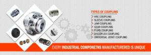 Every Industrial Components Manufacturer is Unique